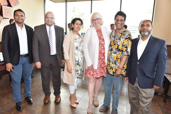 Chicago & Naperville Community Hosted a Conversation and Fundraiser for Congressman Raja Krishnamoorthy