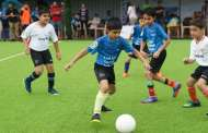Sevilla FC conducts intra-centre tournament at LaLiga Football Schools in Pune