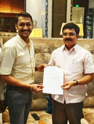 Civic Right Activist & Columnist appointed as Officer On Special duty (OSD)