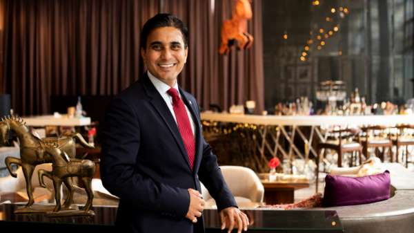 Rohit Pandey appointed as Director of Operations at Renaissance Bengaluru Race Course Hotel