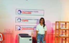 TV Sensation Hina Khan introduces The All-New Tide Ultra, takes the #TideUltraRapChallenge