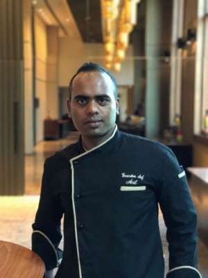 Anil Chabukswar Appointed as the Executive Chef, Novotel Pune