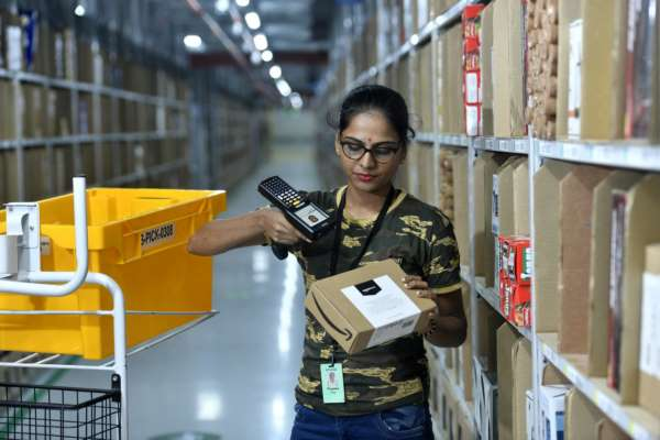 Amazon.in launches its largest Fulfilment Centre in Maharashtra ahead of the festive season
