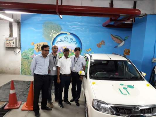 Nagarro launches Electric Vehicle fleet for employee commute; collaborates with Lithium Urban Technologies