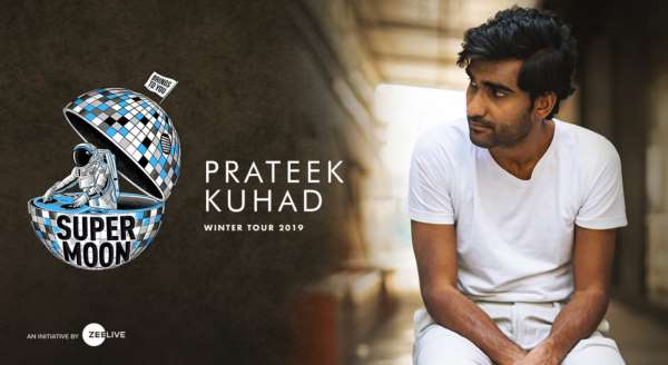 Supermoon Again! Singer-songwriter Prateek Kuhad to leave a cold/mess this winter