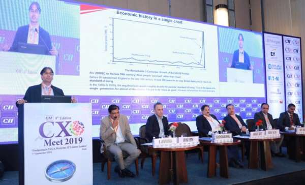 CII HOLDS THE 9TH EDITION OF CXO MEET 2019 /