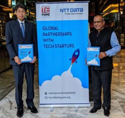 TiE Pune inks global partnership deal with Japan's NTT DATA to source start-ups