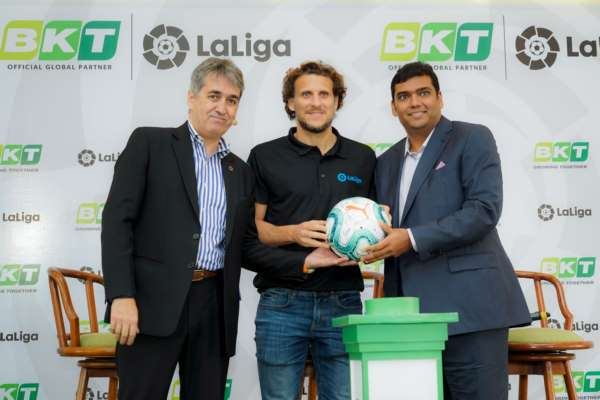 BKT SCORES GLOBAL AGREEMENT WITH SPANISH FOOTBALL LEAGUE LALIGA
