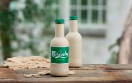 CARLSBERG GROUP GIVES LATEST GREEN FIBRE BOTTLE UPDATE