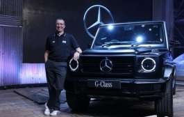 Mercedes-Benz Introduces for the first time in India the iconic G-Class in its new guise- the G 350 d