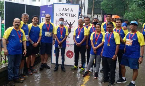 This Sunday, Pune witnessed 2,000 runners on the road to raise awareness on organ donation