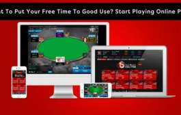 Want To Put Your Free Time To Good Use? Start Playing Online Poker