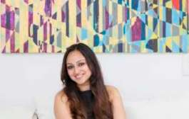 A lyrical exhibit of Pragya Jain's paintings along with her label ARTychoke