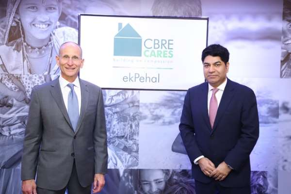 CBRE launches its Foundation – 'CBRE Cares' in India