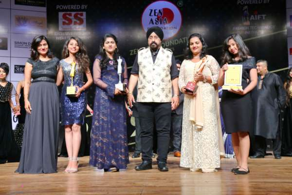FACE OF THE YEAR AND DESIGNER OF THE YEAR AWARD 2019 By Zen Asia Foundation