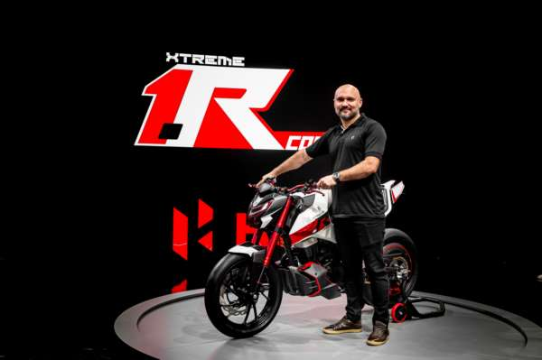 HERO MOTOCORP UNVEILS THE XTREME 1.R CONCEPT AT EICMA 2019