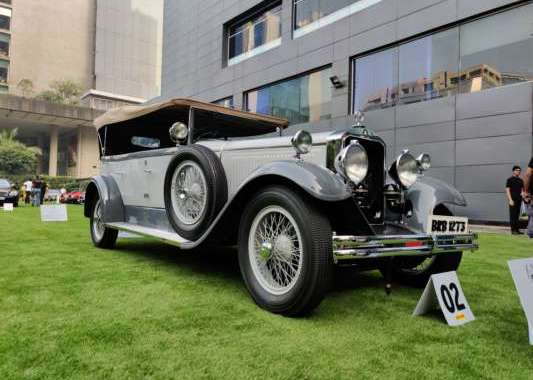 Annual Mercedes-Benz Classic Car Rally (MBCCR) 2019: Celebrates 25 Years of Mercedes-Benz in India
