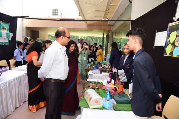 CBSE Regional Science Exhibition concludes with huge response at Global Indian International School