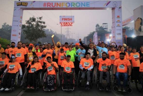 Hero Electric concludes the 4th edition of ONE RACE Super Sikh Run