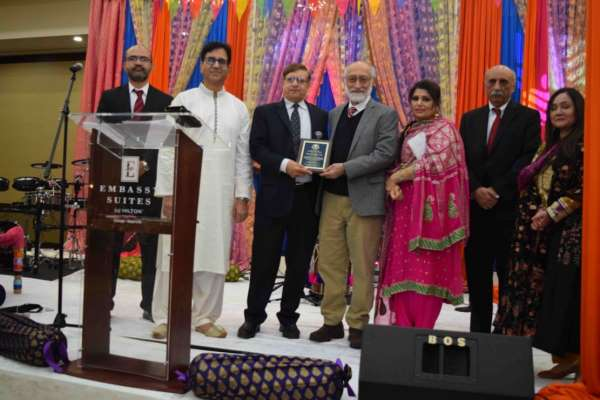 A remarkable annual meeting of Pakistani-Descent Physicians Society had tremendous Successes