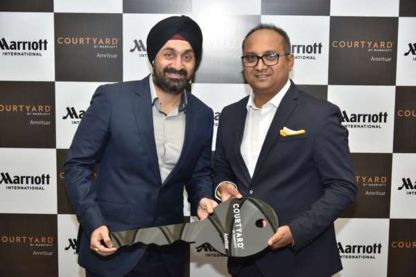 COURTYARD BY MARRIOTT TO DEBUT ITS 18TH PROPERTY IN INDIA WITH THE OPENING OF COURTYARD BY MARRIOTT AMRITSAR