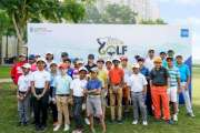 BUDDING GOLFERS COMPETE HARD FOR LODHA BELMONDO Junior Golf League 2019