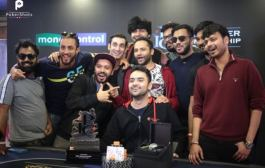 Spartan Poker made a mark on the 10th edition of India Poker Championship 2020