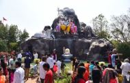 Over a lakh and half devotees attend Grand Mahashivratri Celebrations held in Punyadham Ashram