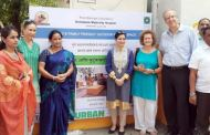 Pune Municipal Corporation transforms Sonawane Hospital's outdoor waiting space into a child-and family-friendly zone