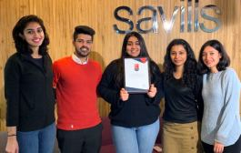 Savills India Bags Certification by Great Place to Work®