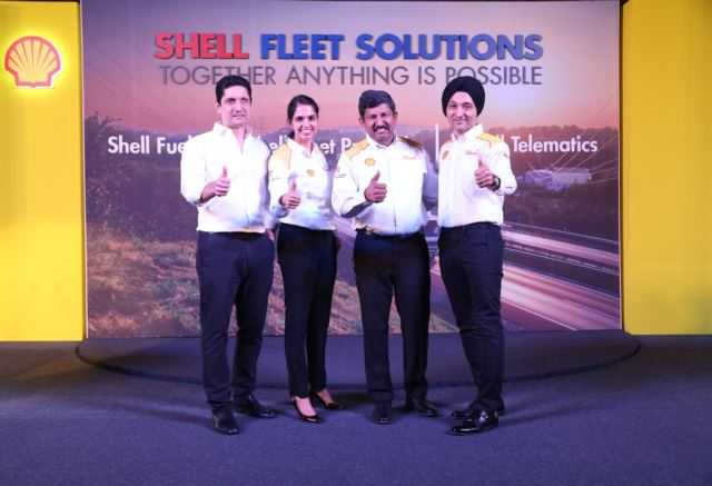Shell Introduces Advanced Fleet Management Solutions in India