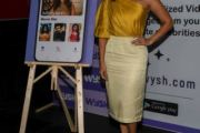 GRAND LAUNCH OF WYSH -  A Two Way Celebrity Engagement App by SUNNY LEONE