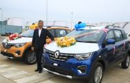 RENAULT LAUNCHES TRIBER IN SOUTH AFRICA