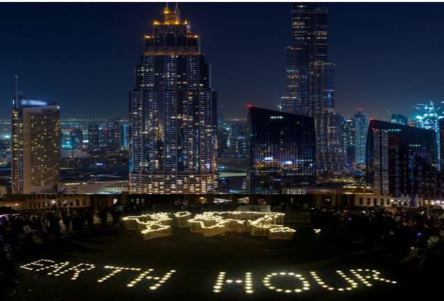 DUBAI GOES DIGITAL AND SWITCHES OFF FOR EARTH HOUR 2020