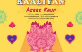Asees Kaur releases a new track 'Wanga Kaaliyan' with VYRL Originals