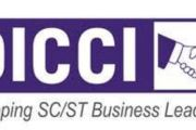 FM of India, assures to address issues by DICCI of SC-ST MSME