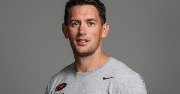 Andy Edwards appointed Springboks new Head of Athletic Performance