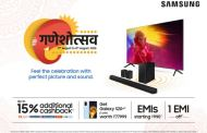 Upgrade your Living Space with Samsung This Ganesh Chaturthi