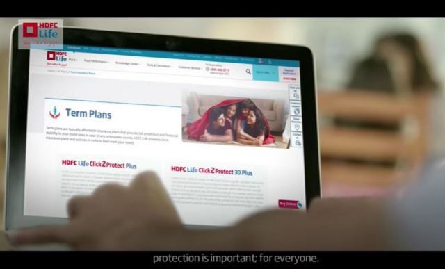 HDFC Life's New Campaign Aims to Create Awareness on Term Insurance Plans