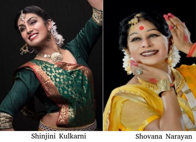 Shovanana Narayan and Shinjini Kulkarni