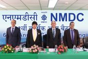 NMDC justifying its reputation as India's leading iron-ore miner