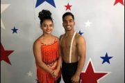Indian Salsa DuoBad Salsa dance their way into the finals of America's Got Talent Season 15