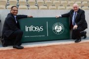 Infosys and Roland-Garros Empower Players, Fans and Media with New Digital Innovations on Court and at Home