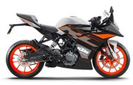 KTM launches new colors in the RC series