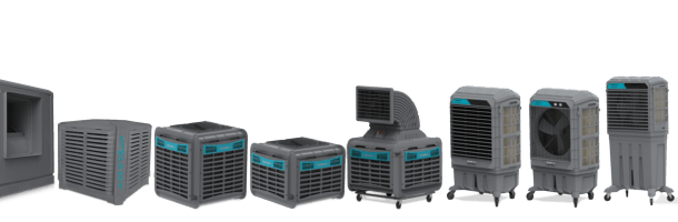 Symphony introduces world's 1st'Universal packaged air coolers' for industrial and commercial application
