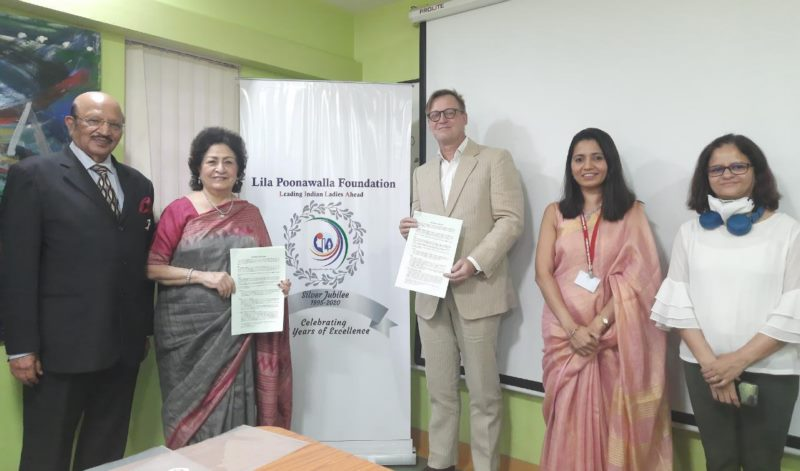 Seco Tools signs MoU with Lila Poonawalla Foundation, pledges support for 70 girls from junior college!
