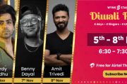 Join India's Biggest Diwali Party on Wynk Music
