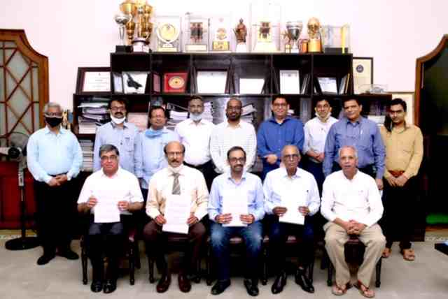 VASCON ENGINEERS PARTNER WITH COLLEGE OF ENGINEERING PUNE