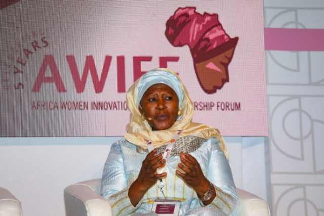 Her Excellency Fatoumata CM Jallow Tambajang and her commitment to serve the people of Africa