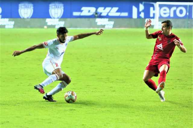 NorthEast, Bengaluru see winless streaks continue in a stalemate in the Hero Indian Super League